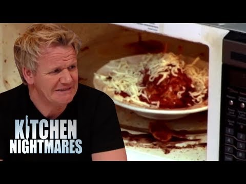 THE MICROWAVE CHRONICLES | Microwave Moments on Kitchen Nightmares