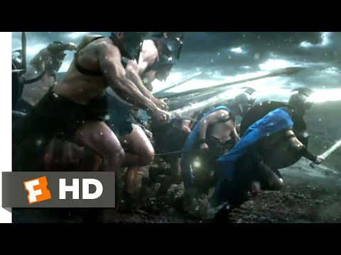 300: Rise of an Empire (2014) - Shock Combat Scene (1/10)   Movieclips