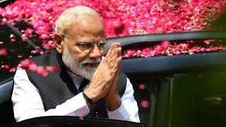 Modi Set To Be PM Again As NDA Sweeps Lok Sabha Election 2019