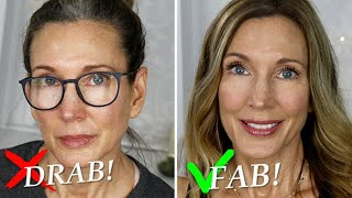 Look 10 Years Younger in 10 Minutes! Over 50!