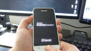 How to enter Recover MODE on Samsung Express 3 j1