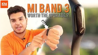 Xiaomi Mi Band 3 Hindi Review [FULL DETAILED REVIEW]
