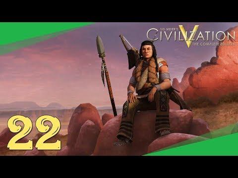 Civilization 5 ➤ #22 ➤ Mashinky [CZ LP]