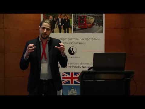 Выпускник Hult International Business School делится личным опытом обучения в Англии видео