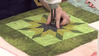 Machine Quilting Secrets For Your Quilt Blocks