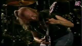 MICHAEL SCHENKER GROUP [ COURVOISIER CONCERTO /  LOST HORIZON ] LIVE 1984.