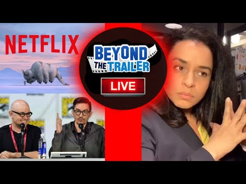 Avatar Creators Quit Netflix Live Action Show, Sarah Cooper Netflix Special