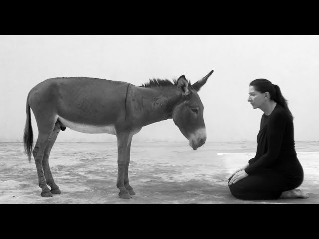 Gaze, Technology, and Death With Marina Abramović And Jared Leto | Beyond The Horizon