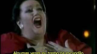 Freddie Mercury and Montserrat Caballe - How can I go on (Legendado em Português)