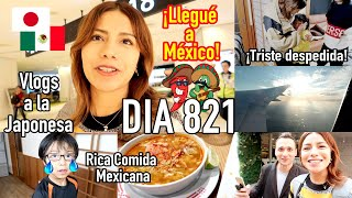 Me Hace la Despedida Más Difícil + Llegué a México JAPON - Ruthi San ♡ 30-10-19