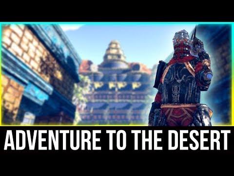 Outward Walkthrough - Adventuring to the Desert of Levant!
