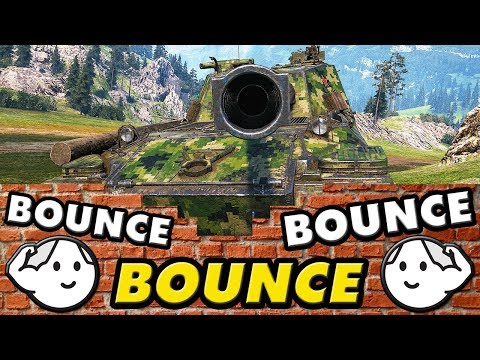 Object 268 Version 4 - 28K DAMAGE BLOCKED - World of Tanks Gameplay