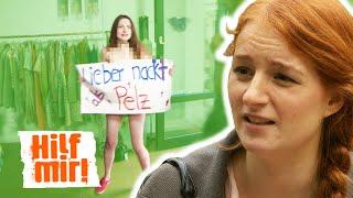 PETA: Lieber nackt als Pelz!   Hilf Mir!