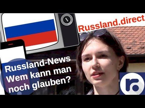 Russlandnews: Wem kann man noch glauben? [Video]