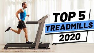 Top 5 BEST Treadmills of [2020]