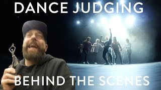 JUDGING A DANCE COMPETITION