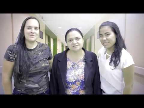 CETEM - Depoimento alunas Suzy, Marilene e Graciele