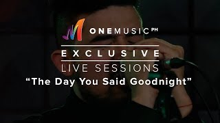 """""""The Day You Said Goodnight"""" by Hale 
