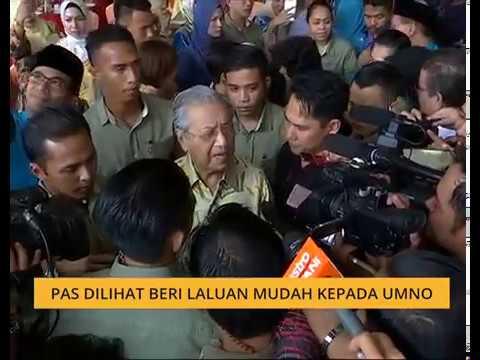 Pas dilihat beri laluan mudah kepada UMNO