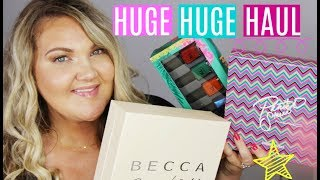 HUGE PR + SEPHORA & ULTA HAUL | WHAT I GOT WHILE I WAS GONE