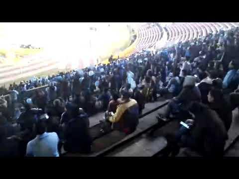 """""""Ultras 94 Macará en el Atahualpa vs El Nacional"""" Barra: Los Ultras • Club: Macará"""