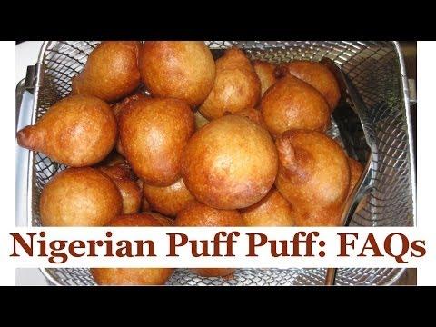 Nigerian Puff Puff (FAQs)   All Nigerian Recipes