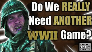 Does Call of Duty REALLY need ANOTHER WW2 Game? Sledgehammer's WWII VANGUARD Reaction 😈 (COD 2021)
