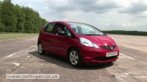 Honda Jazz hatchback review - CarBuyer