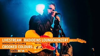 Crooked Colours Live In Der Radioeins Lounge 2018
