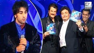 Saawariya Music Launch   Anil Kapoor   Rishi Kapoor   Ranbir