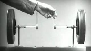 (на русском) Как работает дифференциал / How Differential Steering Works (на русском)