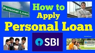 How to Apply SBI Personal Loan | Complete Guide on SBI Express Credit/SBI Saral