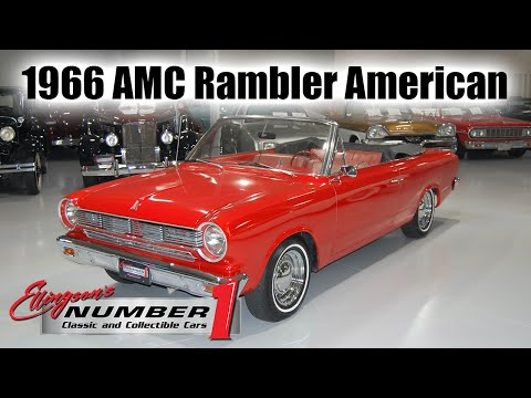 1966 AMC Rambler (CC-1430155) for sale in Rogers, Minnesota
