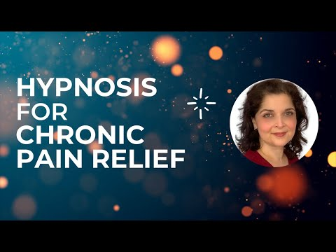 Hypnosis for Chronic Pain Relief
