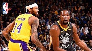 Full Game Recap: Lakers vs Warriors   Golden State Turns It On Late