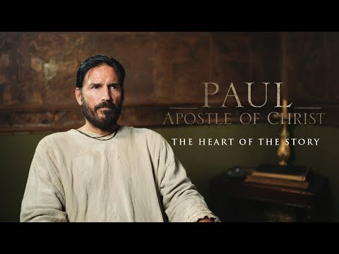 Paul, Apostle of Christ (Featurette 'Heart of the Story')