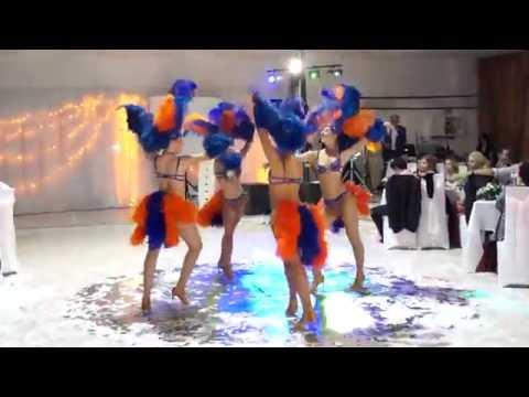 "Шоу-балет ""Эффект"" (Россия. Самара) промо 2016."