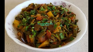 Valor Papdi Bateta Ringan Tameta Nu Mix Shaak - UNIQUE COMBINATIONS OF 4 VEGETABLES