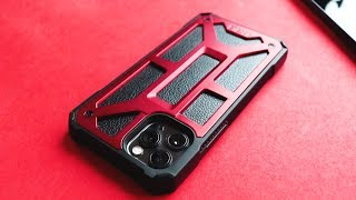Best Case For iPhone 11 Pro [Urban Armor Gear Monarch Review]