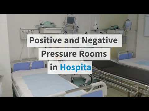 Video thumbnail for Negative and Positive Pressure Rooms – Hospital Infection Control