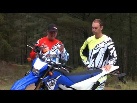 MXTV Bike Review - 2015  Yamaha WR250R