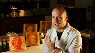 Making Art With Microbes