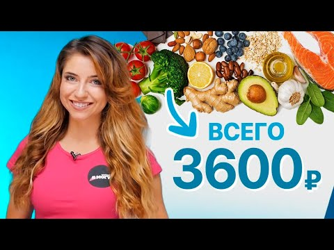 Сколько стоит здоровое питание? Бюджетный рацион [Workout   Будь в форме]