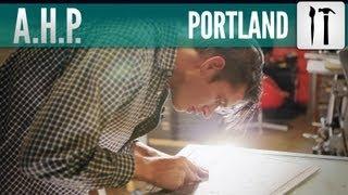 KeeganMeegan & Co. - American Hipster Presents #36 (Portland - Art)