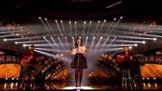 Finał - Indila - Dernière Danse - 8. edycji Must Be The Music