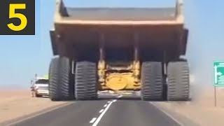 Top 5 BIGGEST Vehicles in the World