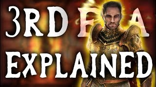 The Third Era EXPLAINED! Septim Dynasty, Wolf Queen, Oblivion Crisis - Elder Scrolls Lore