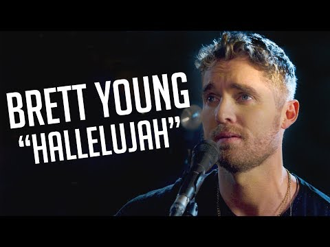 "Brett Young's Raw Cover of ""Hallelujah"" Will Make You Melt"