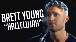 Brett Young's Raw Cover of
