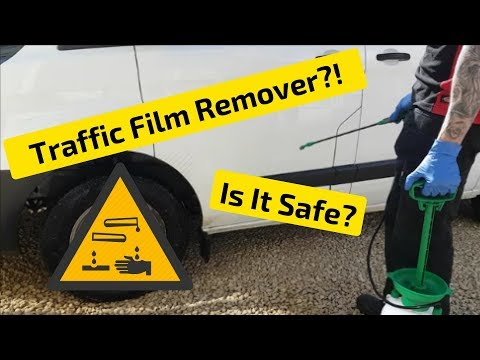 What Is A Traffic Film Remover (TFR) And Should You Be Using It?